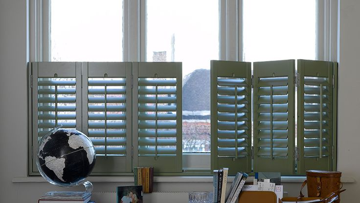 26 Best Images About Slatted Plantation Shutters On
