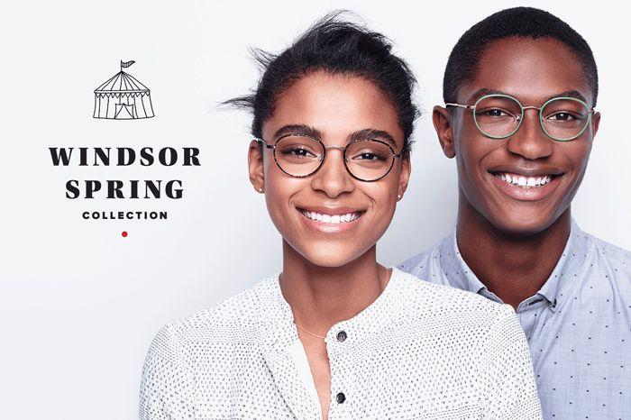 NY発アイウエアブランド「Warby Parker」。高品質低価格でアイウエアが提供されるのは、アメリカではなかなか珍しいそうです。