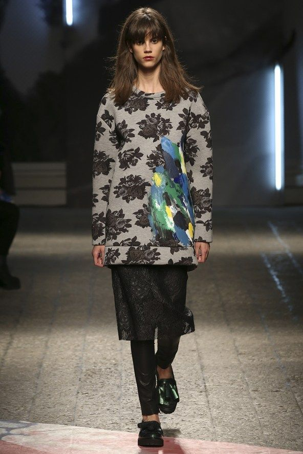 MSGM Autumn/Winter 2014-15 Ready-To-Wear
