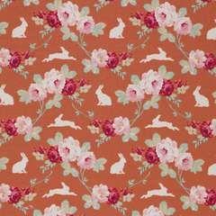 Tilda 110 Rabbit&Roses Ginger