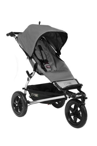 Mountain Buggy 2013 Urban Jungle Stroller, Flint   Ready to take the smooth with the rough...The original all-terrain buggy, urban jungle is versatile for on and off road adventures with Read  more http://shopkids.ca/tools-accessories/mountain-buggy-2013-urban-jungle-stroller-flint