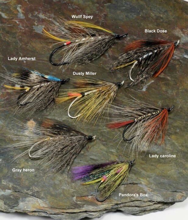 95 best images about Atlantic Salmon Flies. on Pinterest ... Atlantic Salmon Fly Tying Patterns