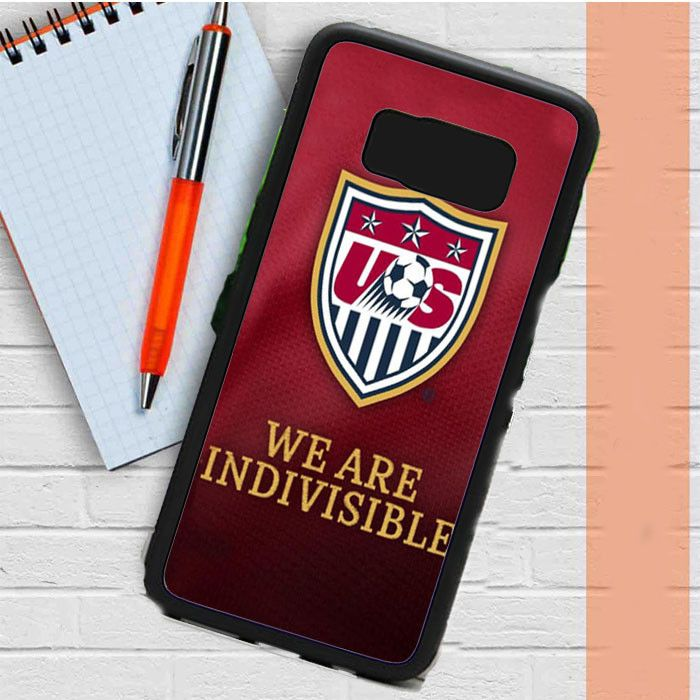Usa National Team Logo Samsung Galaxy S8 Case Dewantary