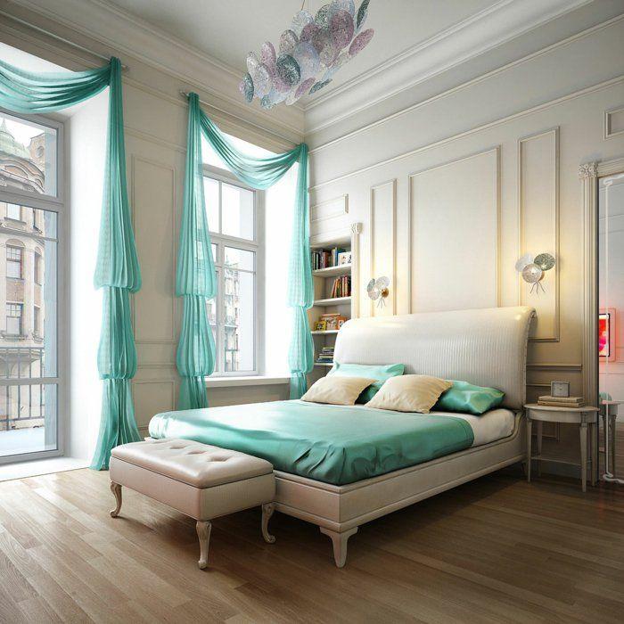Die besten 25+ Marine Vorhänge Schlafzimmer Ideen auf Pinterest - vorhnge schlafzimmer ideen