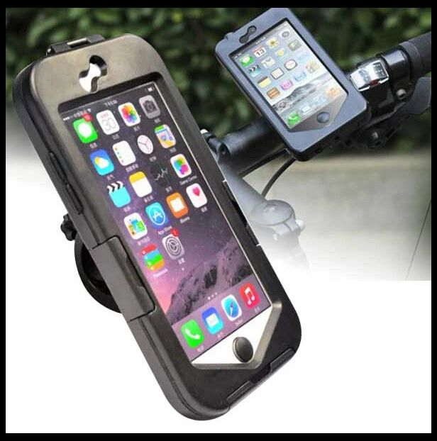 """promotion Bike Bicycle Motorcycle Handlebar Bag Pouch Phone Mount Holder For iPhone 6 4.7"""""""