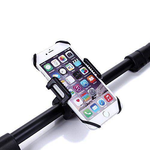 Bicycle Phone holder- Badalink Universal Bicycle&Motorcycle Mount 360 Degrees Rotatable Cradle Clamp Bike Cellphone Cycling stamp for iOS iPhone Android GPS Rubber Strap Fit Any Smartphone - http://mountain-bike-review.net/products-recommended-accessories/bicycle-phone-holder-badalink-universal-bicyclemotorcycle-mount-360-degrees-rotatable-cradle-clamp-bike-cellphone-cycling-stamp-for-ios-iphone-android-gps-rubber-strap-fit-any-smartphone/ #mountainbike #mountain biking