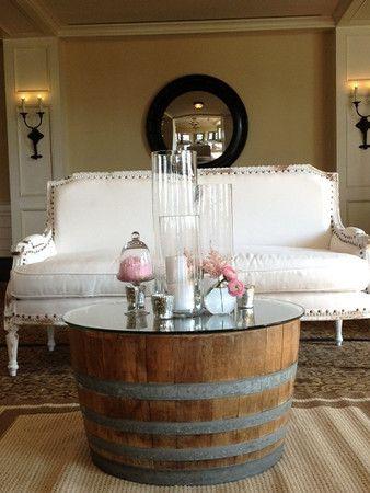 a 17 legjobb ötlet a következőről: barrel coffee table a pinteresten