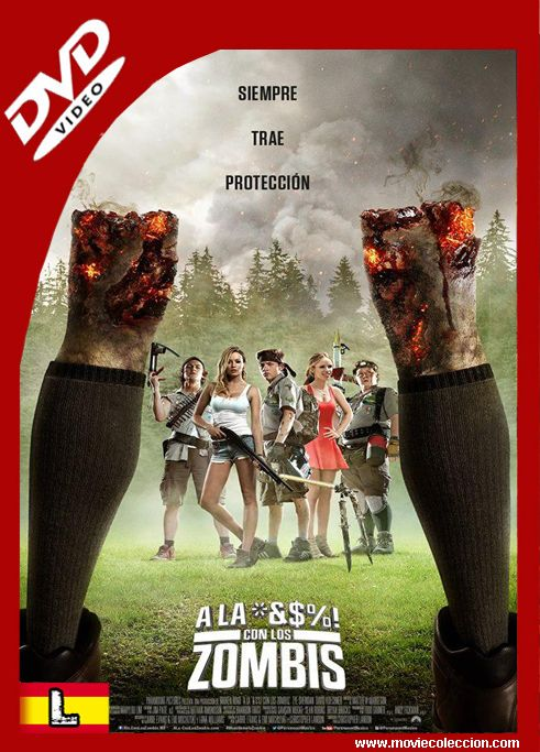 A La *&$%! Con Los Zombis 2015 DVDrip Latino ~ Movie Coleccion