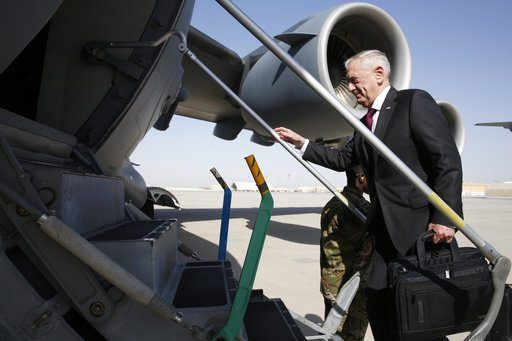 DJIBOUTI/April 22, 2017 (AP)(STL.News) — U.S. Defense Secretary Jim Mattis on Sunday visited Djibouti to bolster ties with the tiny and impoverished African country that is home to an important base for U.S. counterterrorism forces, including drone...
