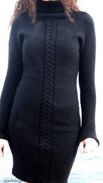 Ordan Burdan: Örgü Elbise