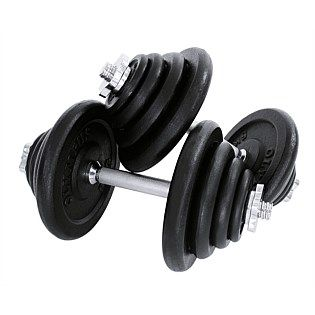 40kg Dumbbell set- $105 at No1 fitness (order online) - http://www.no1fitness.co.nz/weights-and-bars/weight-dumbbell-sets/40kg-dumbbell-set-03049?nav=5721