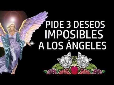 PIDE 3 DESEOS IMPOSIBLES A LOS ÁNGELES - YouTube