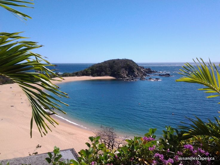 Secrets Huatulco, adult only. This 5 star resort is so private