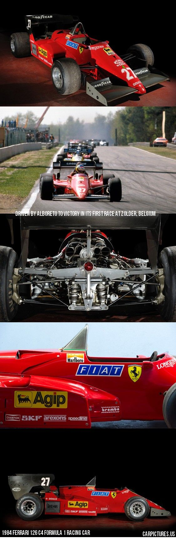 new formula 1 car engine