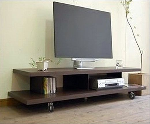 Best 25 led tv stand ideas on pinterest wall tv stand for Table tv design