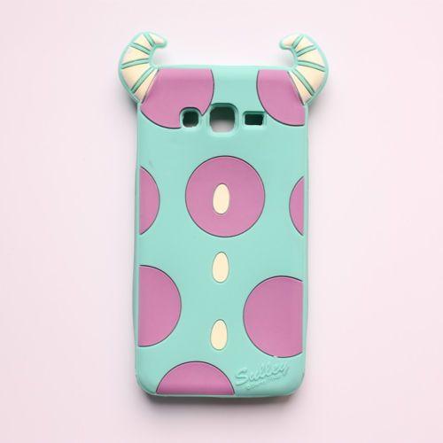 3d-De-Silicona-Suave-Minnie-Sulley-cubierta-del-telefono-celular-para-Samsung-Galaxy-Grand-primer