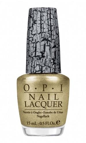 OPI Gold Shatter , magnifique !!!!