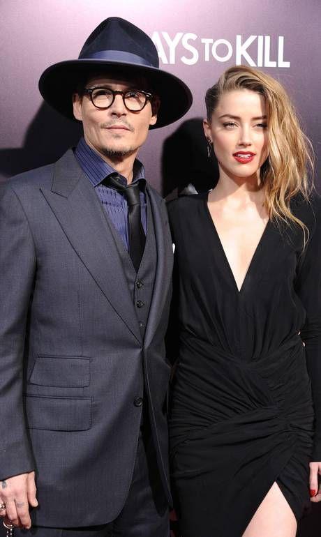 Johnny Depp casa-se aos 51 anos com Amber Heard de 28 http://angorussia.com/entretenimento/fama/johnny-depp-casa-se-aos-51-anos-com-amber-heard-de-28/
