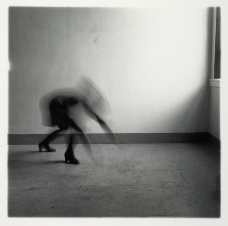 Francesca Woodman 'Space², Providence, Rhode Island, 1975-1978', 1975–8 © Courtesy of George and Betty Woodman