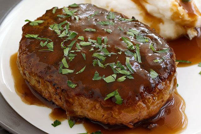 Try our delicious Salisbury Steak Recipe when you have a hankering for meat and potatoes. Our Salisbury Steak Recipe with Mashed Potatoes won't disappoint.