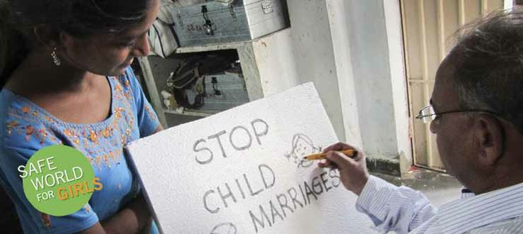 Child marriage a human rights violation