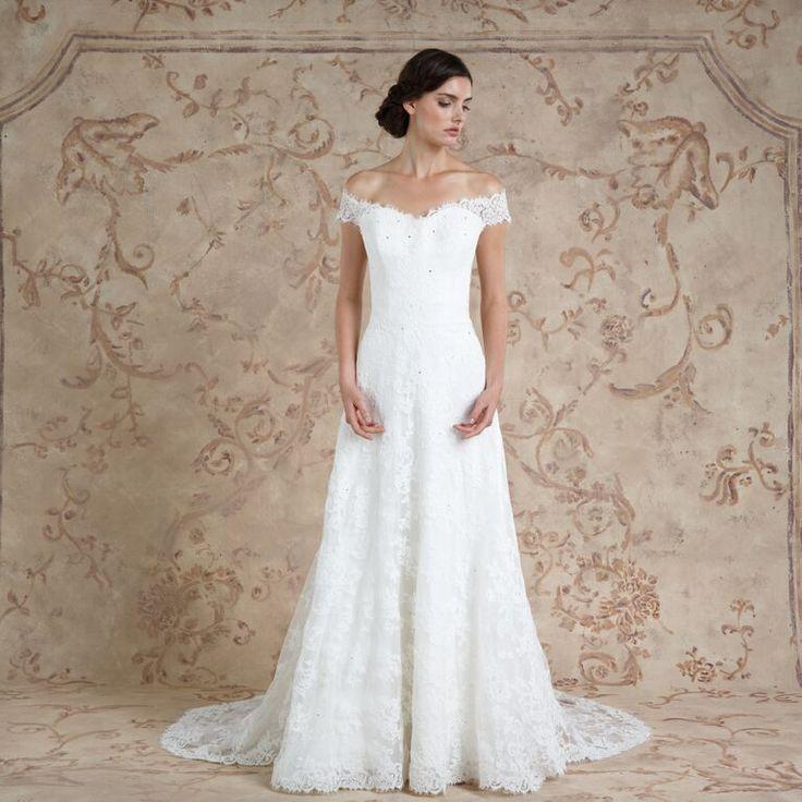 Aryanna : Sareh Nouri fall 2016 wedding dresses | itakeyou.co.uk: