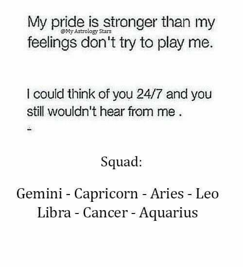 The biggest amount of facts I've heard in a very long time ♋️