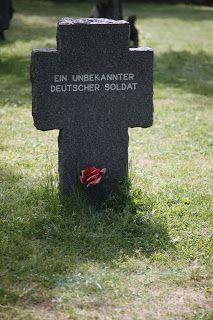 ANATOMIA PARA UN INSTANTE: Carta del soldado desconocido- Ein Unbekannter