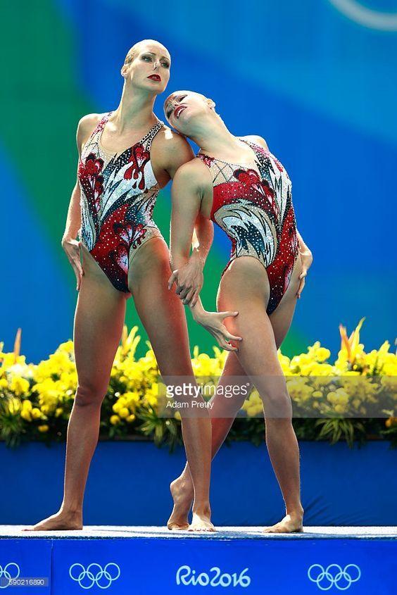 Photo d'actualité : Jacqueline Simoneau and Karine Thomas of Canada...