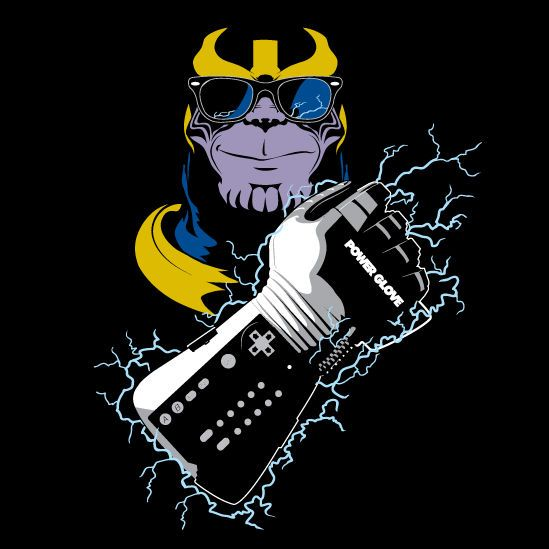 Thanos Power Glove SR Geek Picks: Superhero Comic Strips, Marvel Families, Thanos Power Glove & More