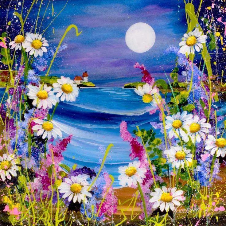 Iris Cove I - Original - Wyecliffe Original Art