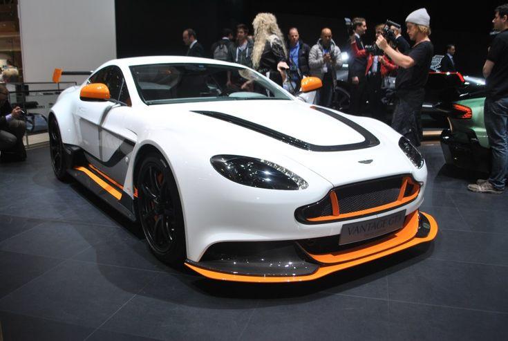 Aston Martin Vantage GT3 : déjà collector! : Salon de Genève 2015 : les voitures de luxe et de sport à l'honneur - Linternaute