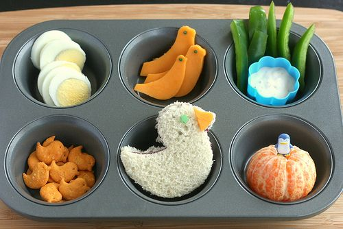 MTM birds & nests: Muffin Tins, Birds Nests, Muffins Tins Meals, Nests Lunches, Bird Nests, Creative Kids, Muffins Tins Bento Kids, Tins Lunches, Kids Food