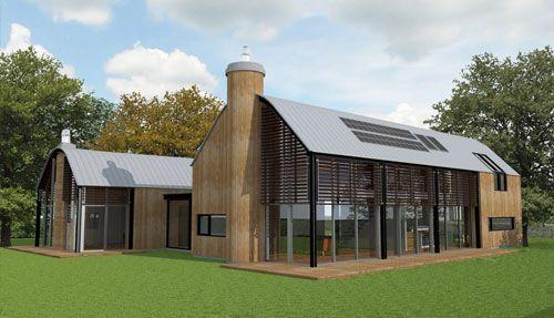 Eco House, Passive Design