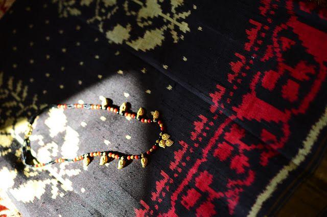 Weaves of India - Exploring the Patola, Ikat Sari