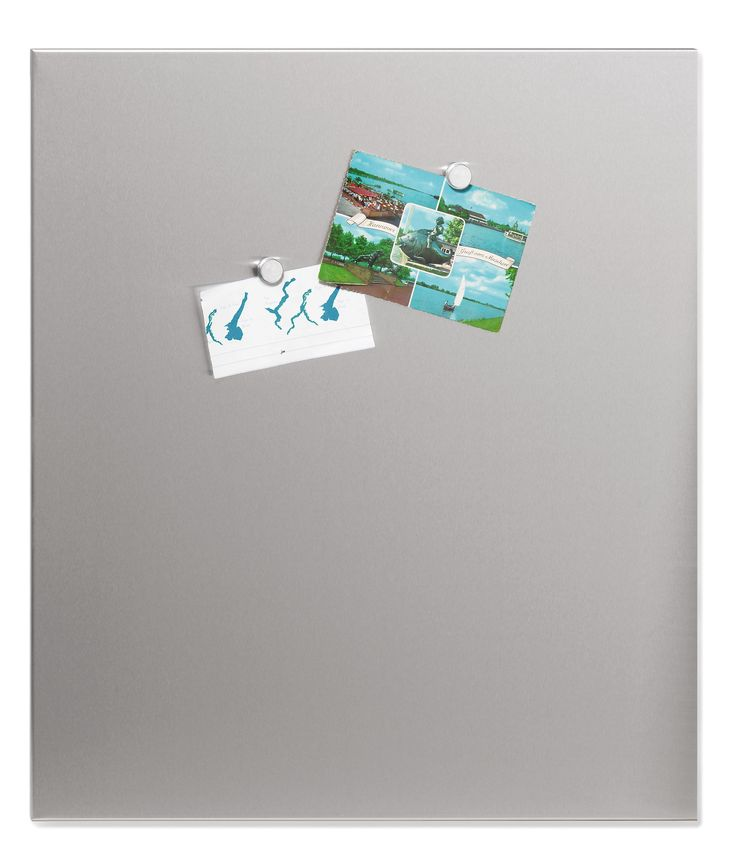 muro magnetic wall mounted magnetic bulletin board