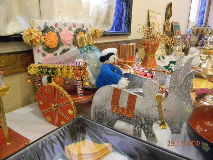 Maharashtrian Wedding Stage Decoration : Rukhwat items for maharashtrian wedding download sfa