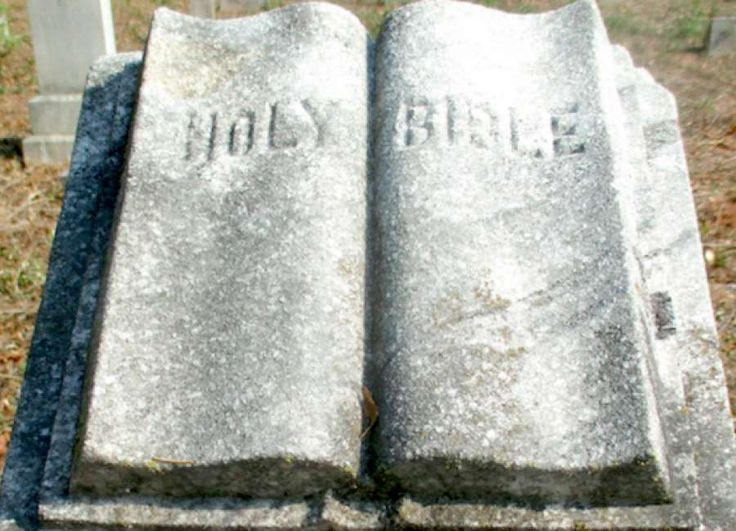 Victorian grave symbols have religious origin