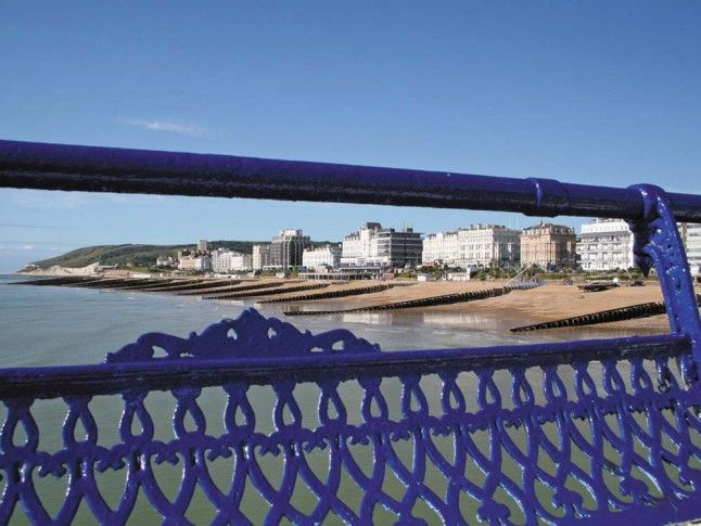 Easy Escapes: The Coastal Cultural Trail, East Sussex | Marie Claire Excellent Eastbourne, on my list for later