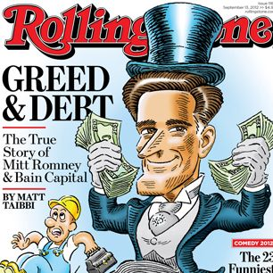 Greed and Debt: The True Story of Mitt Romney and Bain Capital