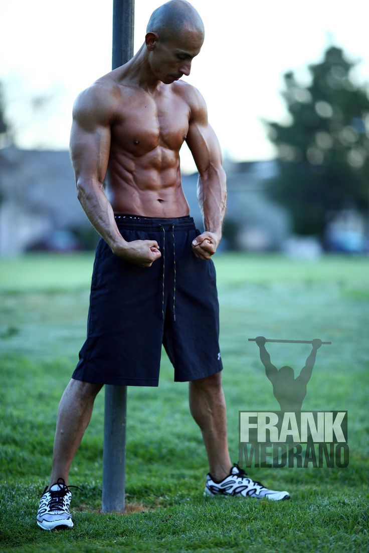 Frank Medrano (US) | Forging Steel | Bodybuilding ...