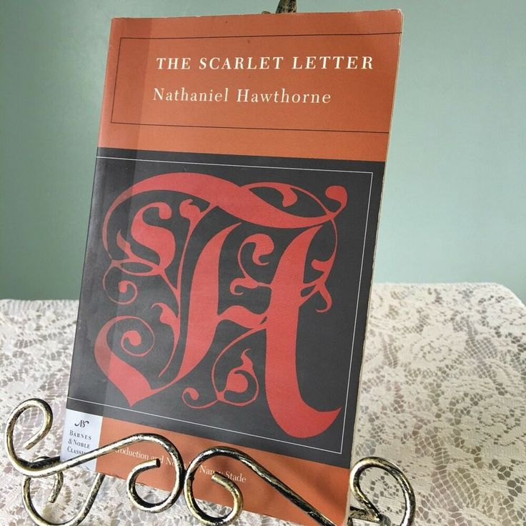 The Scarlet Letter Barnes & Noble Classics by Nathaniel
