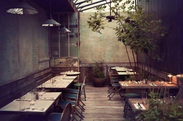 Cafe Colette, NYC