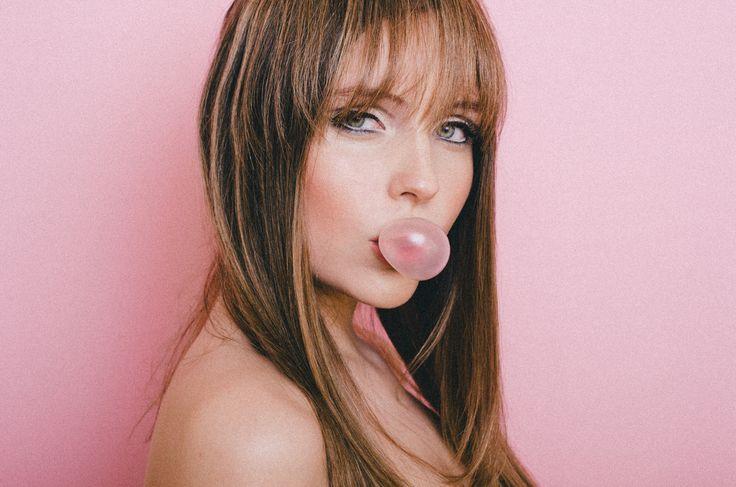 Candy Model: Gabriela Barivieira Makeup: Ly Moreira  Hair: Malga  Photo: Michel Flores