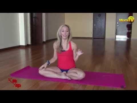 ▶ Yoga for Beginners, Kino Yoga on Miami TV Life: Episode Four - YouTube