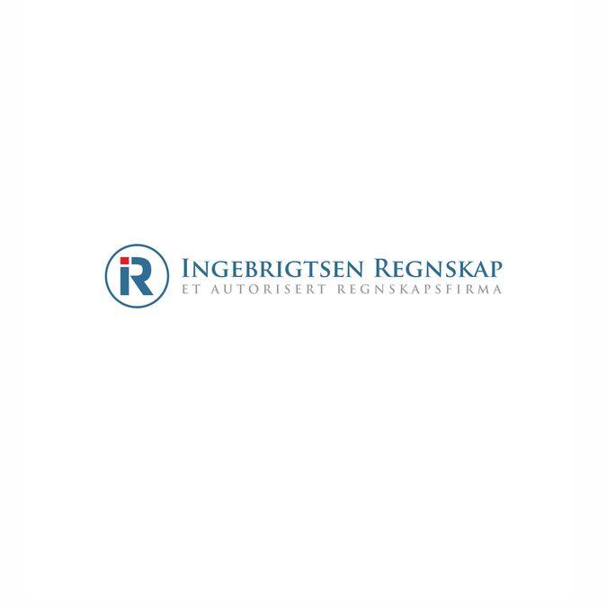 Design a professional logo for Ingebrigtsen Regnskap by P R I M E S