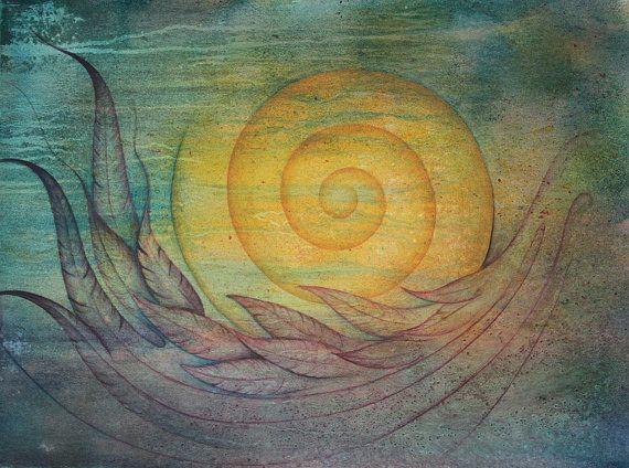 Tranquility by Ellen Starr