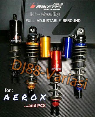 Shockbreaker bikers aerox 155 tabung sokbreaker shock breaker tabung aerox 155 bukan yss