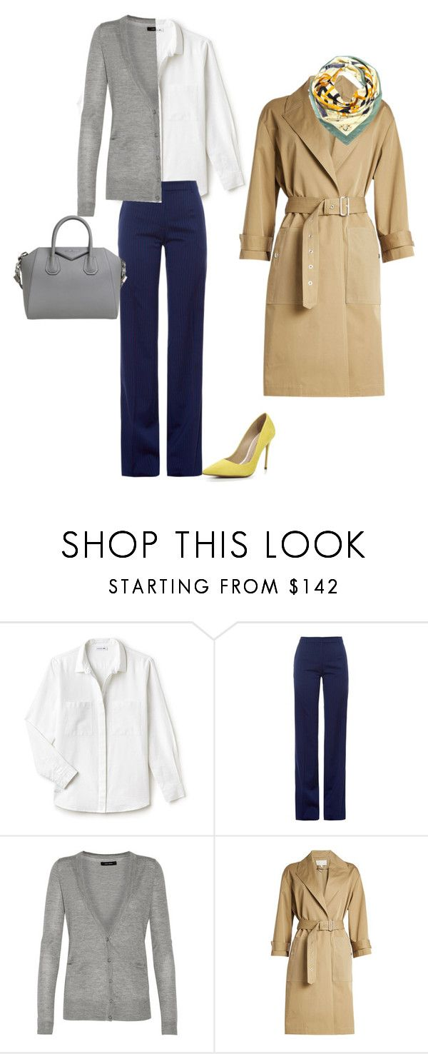 2 by asvetik on Polyvore featuring мода, Isabel Marant, Lacoste, Vanessa Bruno, Altuzarra and Givenchy