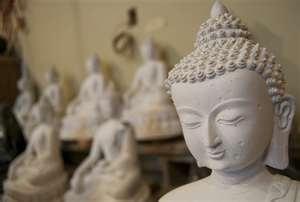 i collect Budhha figures